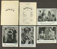 ALWAYS original issue movie presskit