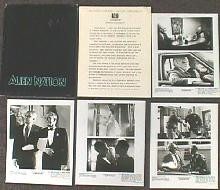 ALIEN NATION original issue movie presskit