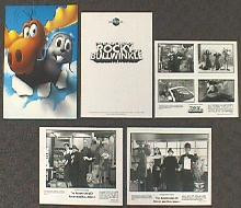 ADVENTURES OF ROCKY AND BULLWINKLE original issue movie presskit