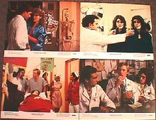 YOUNG DOCTORS IN LOVE original issue 11x14 lobby card set