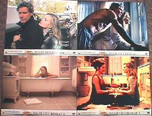 WHAT LIES BENEATH original issue 11x14 lobby card set