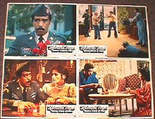 "RICHARD PRYOR ""SOME KIND OF HERO"" original issue 11X14 lobby card set"
