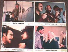 SHARKY'S MACHINE original issue 11x14 lobby card set