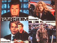 RANSOM original issue 11x14 lobby card set