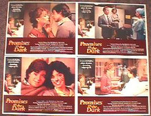 PROMISES IN THE DARK original issue 11x14 lobby card set