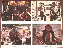 LEGENDS OF THE FALL original issue 11x14 lobby card set