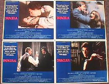 DRACULA original issue 11x14 lobby card set