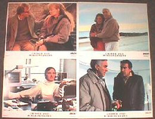 CRIMES AND MISDEMEANORS original issue 11x14 lobby card set