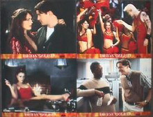 BEDAZZLED  original issue 11x14 lobby card set