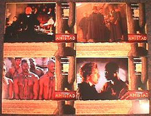 AMISTAD original issue 11x14 lobby card set