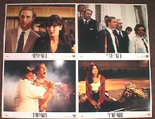 A TIME TO KILL original issue 11x14 lobby card set