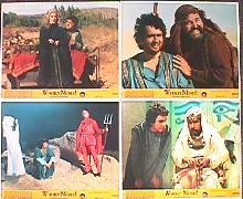 WHOLLY MOSES original issue 8x10 lobby card set