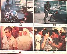 SAIGON-OFF LIMITS original issue 8x10 lobby card set
