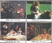 ROBIN HOOD-MEN IN TIGHTS original issue 8x10 lobby card set