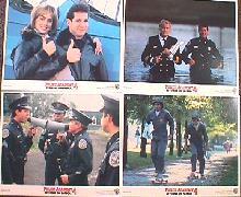 POLICE ACADEMY 4 8x10 lobby card set