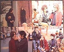 PANIC IN NEEDLE PARK  original issue 8x10 lobby card set