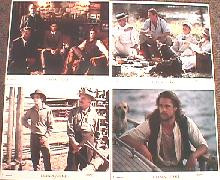 LEGENDS OF THE FALL original issue 8x10 lobby card set
