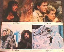 ICEMAN original issue 8x10 lobby card set
