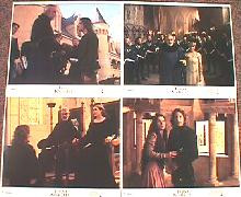 FIRST KNIGHT original issue  8x10 lobby card set