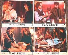 FLATLINERS original issue 8x10 lobby card set