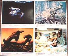 ALIEN 8x10 British Reprint lobby card set