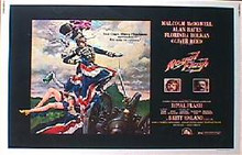 ROYAL FLASH original issue 22x28 rolled movie poster