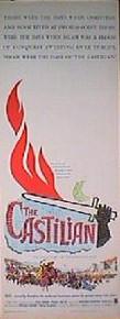 CASTILIAN, THE original issue 14x36 movie poster