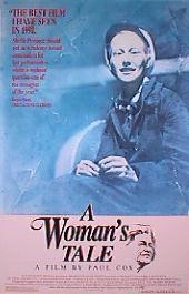 A WOMAN'S TALE original issue rolled 1-sheet movie poster