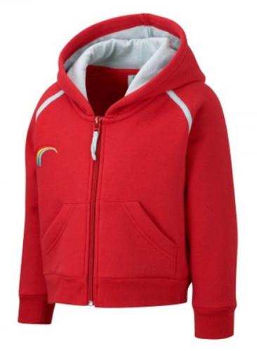 Rainbows Hooded Jacket