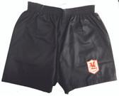 St Davids Navy PE Shorts