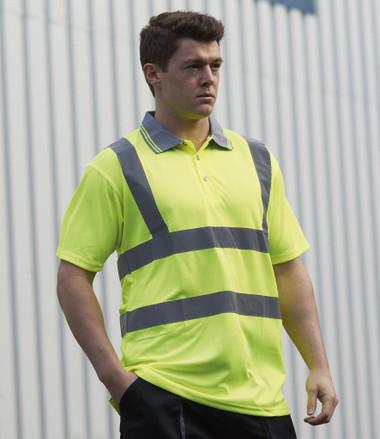 Portwest Hi-Vis Polo Shirt