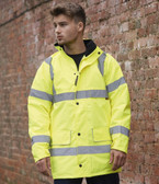 Warrior Hi-Vis Nevada Jacket
