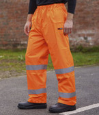 Warrior Seattle Hi-Vis Trousers (WR010)