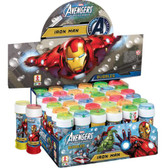 Marvel Iron Man Avengers Bubbles