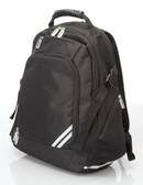 Back Care Black Backpack