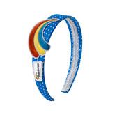 Rainbows Fabric Hairband