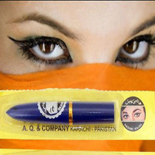 Hashmi Kajal Eyeliner tube Surma is a traditional, oriental, herbal preparation that is based on minced herbs and melted butter Allows you to adjust the intensity of the make-up, and do, like a natural day makeup, and eloquent evening.