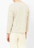 Olderbrother Yak Yarn Stripe Pullover
