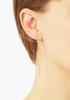 Maria Black Elise Earring Gold