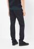DDUGOFF Navy Slim Pants