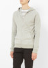 Armoire Officielle Gray Hooded Sweatshirt