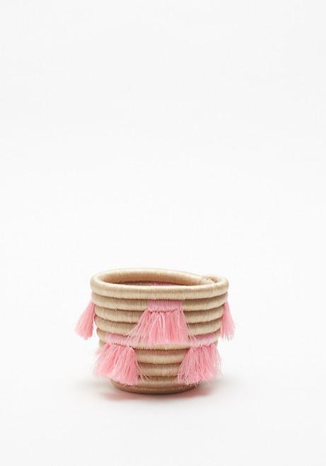 Indigo Africa Small Eyelash Vase