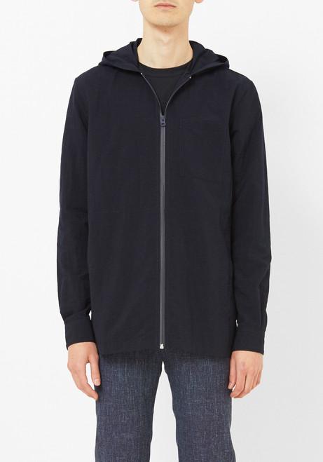 DDUGOFF Navy Wayne Oversize Shirt Jacket