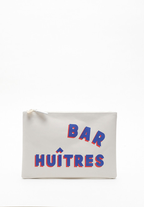 Clare Vivier Bar Huîtres Clutch