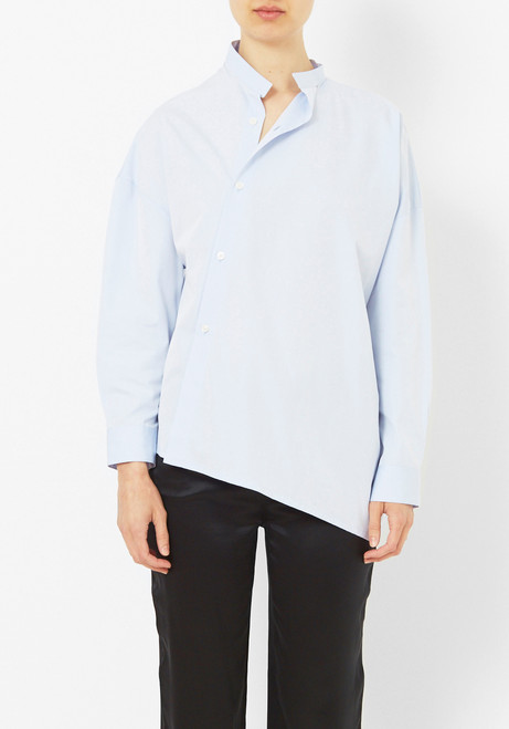 Totême Asymmetrical Button Down