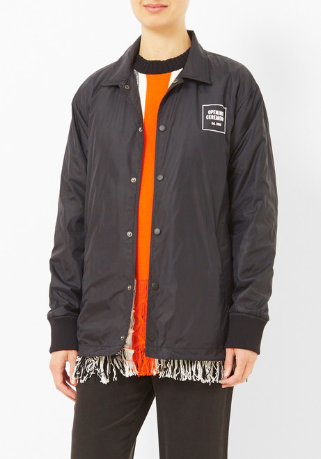 Opening Ceremony Logo Coach Jacket