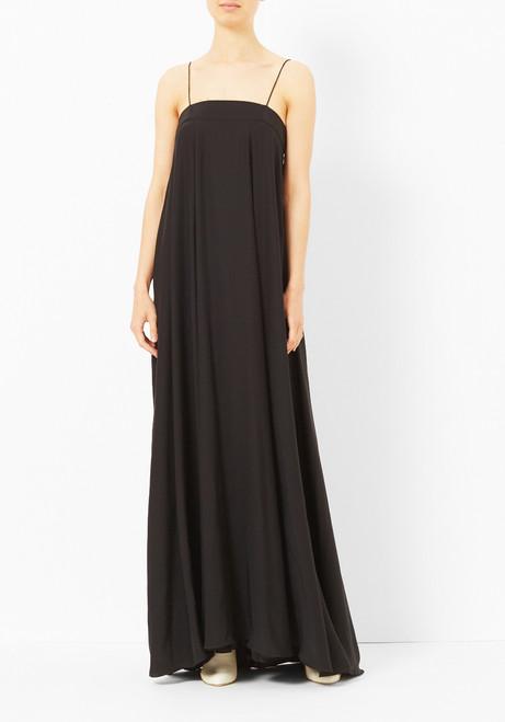 Kamperett Metronome Silk Column Dress