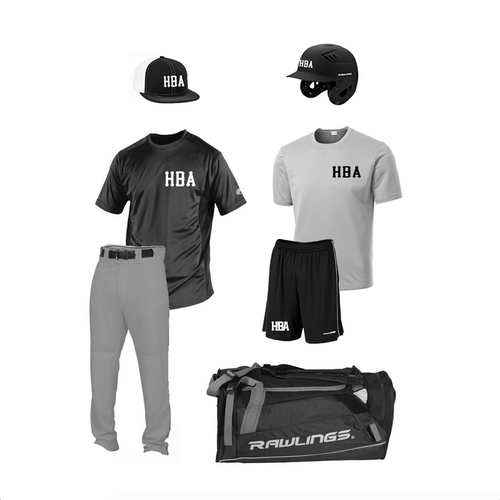 1 HBA Intro Gear Package