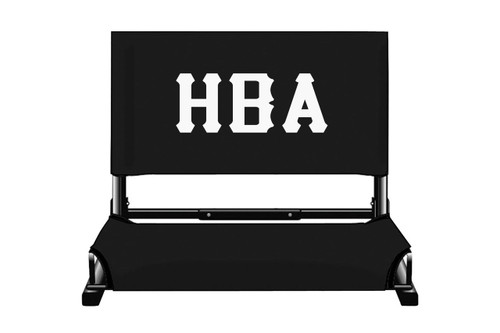 HBA Stadium Chair Travel Baseball San Diego