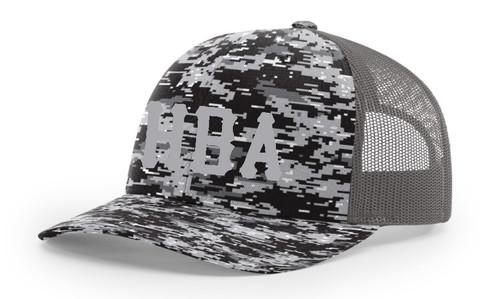 HBA Cap - Grey Camo